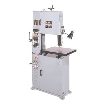 King KC450 Vertical Band Saw